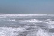 大连夏家河海冰