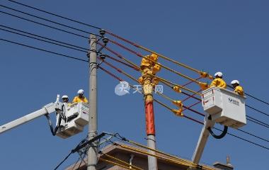 大连金普新区成为不停电作业示范区