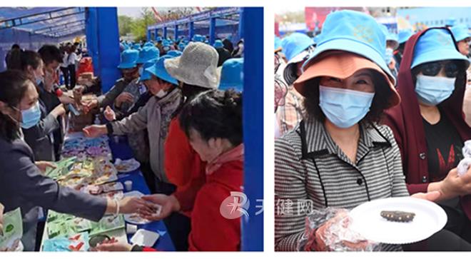 发挥地方特色农业 第二届春季海参捕捞文化节启幕