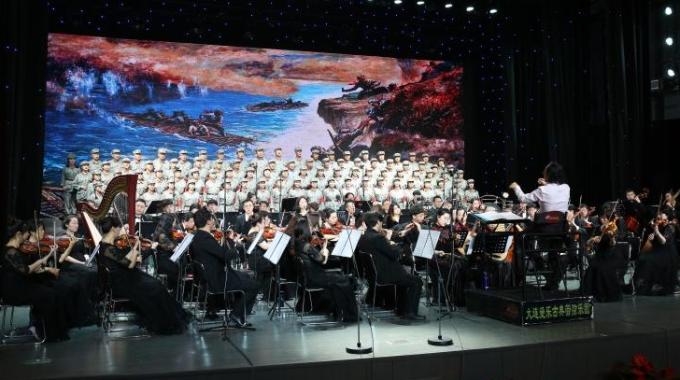 金三角剧场庆祝建党百年系列演出启幕